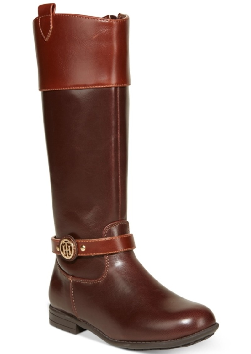 Andrea H Boots Little & Big Girls Tommy Hilfiger Andrea Boots Shoes