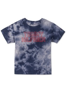 Tommy Hilfiger Baby Boys Embroidered Cotton T-Shirt