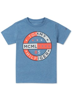 Tommy Hilfiger Baby Boys Graphic-Print T-Shirt