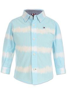 Tommy Hilfiger Baby Boys Striped Shirt