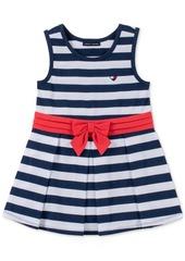 Tommy Hilfiger Baby Girls Pleated Tank Dress