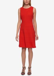 Tommy Hilfiger Banded A-Line Dress