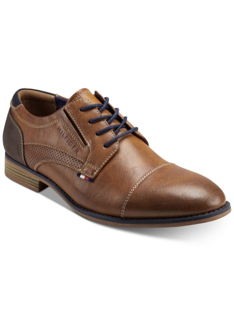 Tommy Hilfiger Banks Cap-Toe Oxfords Men's Shoes