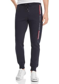 Tommy Hilfiger Basic Logo-Accented Sweatpants