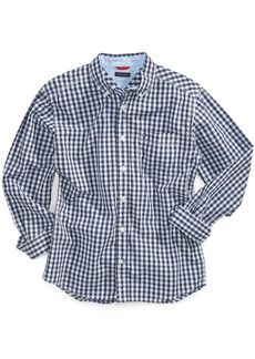 Tommy Hilfiger Baxter Gingham Shirt, Little Boys