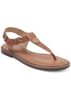 Tommy Hilfiger Bennia Flat Sandals Women's Shoes