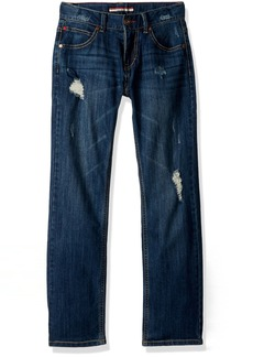 Tommy Hilfiger Big Boys' Denim Jeans With Stretch