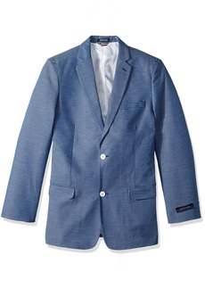 Tommy Hilfiger Big Boys' Horizontal Stripe Jacket