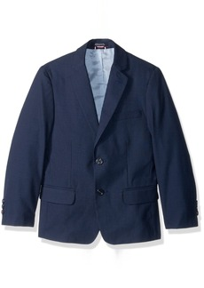 Tommy Hilfiger Big Boys' Sharkskin Blazer