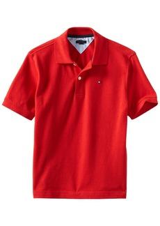 Tommy Hilfiger Big Boys' Short Sleeve Ivy Polo ShirtX-Large(20)