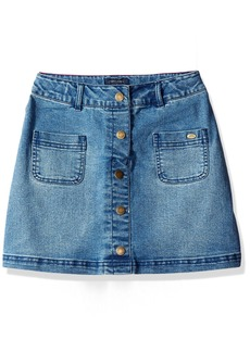Tommy Hilfiger Big Girls Denim Skirt