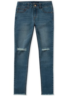 Tommy Hilfiger Big Girls Embroidered Skinny Jeans
