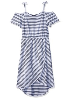 Tommy Hilfiger Girls' Big Fashion Maxi Dress
