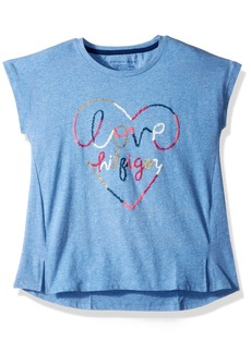 Tommy Hilfiger Girls' Big Love Tee