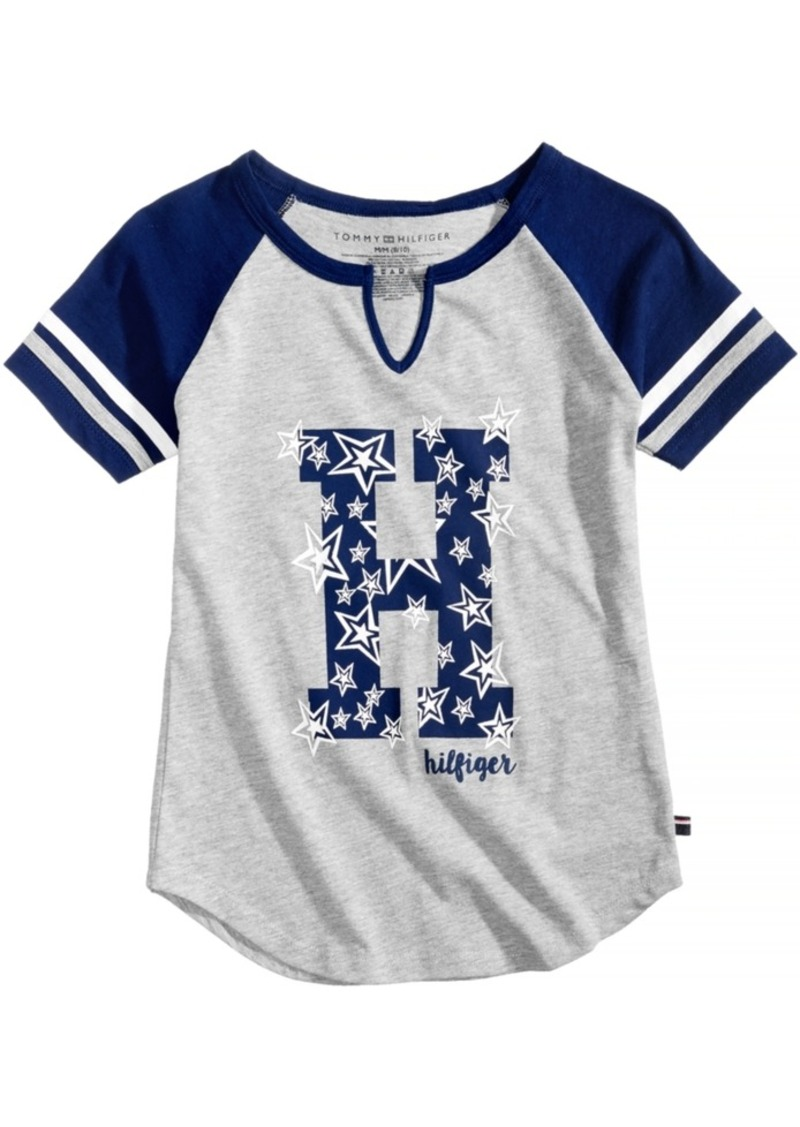 4dc4478d On Sale today! Tommy Hilfiger Tommy Hilfiger Big H T-Shirt, Big Girls