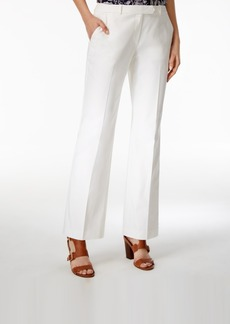 Tommy Hilfiger Bootcut Trousers, Only at Macy's