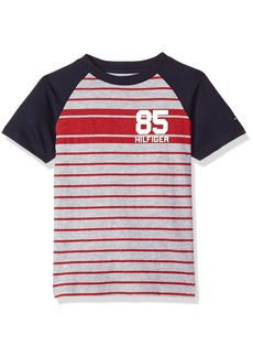 Tommy Hilfiger Boys' Big Malcolm Tee