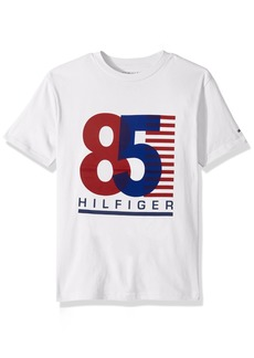 Tommy Hilfiger Boys' Big Short Sleeve Graphic T-Shirt