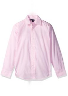 Tommy Hilfiger Boys' Cross Gingham Shirt