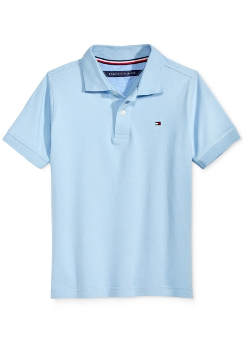 Tommy Hilfiger Little Boys Ivy Stretch Polo Shirt