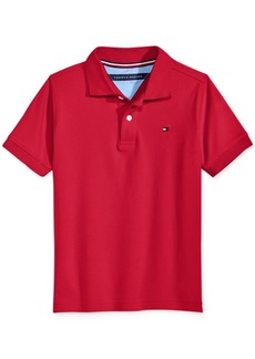 Tommy Hilfiger Ivy Stretch Polo Shirt, Little Boys