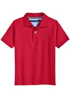 Tommy Hilfiger Little Boys Ivy Stretch Polo Shirt