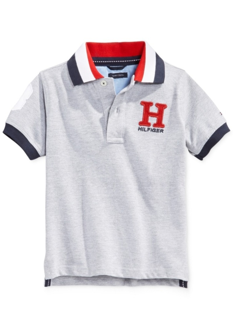 Tommy Hilfiger Little Boys Matt Polo