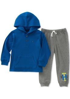 Tommy Hilfiger Boys' Toddler Girls' Thermal Pant Set