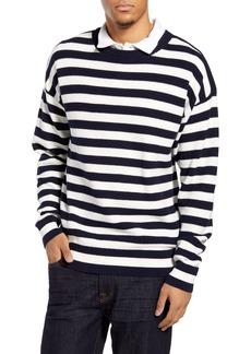 Tommy Hilfiger Breton Stripe Sweater