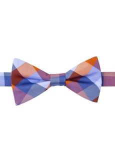 Tommy Hilfiger Buffalo Tartan Bow Tie