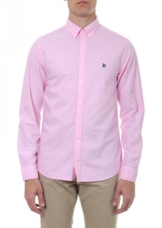 Tommy Hilfiger Button Down Rose Cotton Shirt