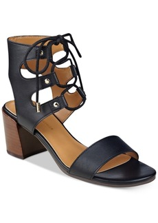 Tommy Hilfiger Cache Lace-Up Sandals Women's Shoes