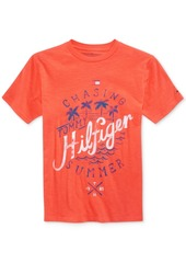 Tommy Hilfiger Chasing Summer Graphic-Print Cotton T-Shirt, Toddler & Little Boys (2T-7)