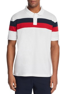 Tommy Hilfiger Chest-Stripe Regular Fit Polo Shirt
