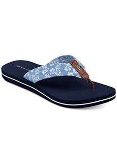 Tommy Hilfiger Clean Flip-Flop Sandals Women's Shoes
