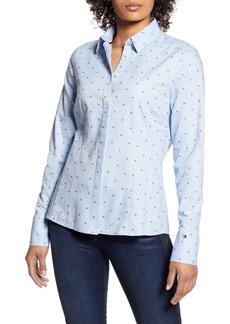 Tommy Hilfiger Clip Dot Woven Shirt