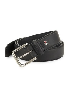 Tommy Hilfiger Coated Leather Belt
