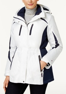 Tommy Hilfiger Colorblocked 3-in-1 Coat