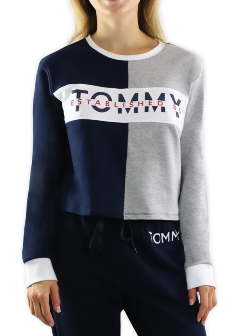 Tommy Hilfiger Colorblocked Logo Pajama T-Shirt