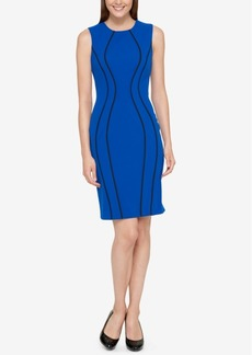 Tommy Hilfiger Contoured Sheath Dress