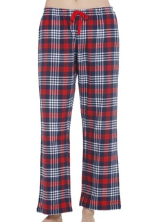 Tommy Hilfiger Cotton Plaid Flannel Pajama Pants