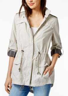 Tommy Hilfiger Cotton Utility Jacket, Only at Macy's