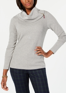 Tommy Hilfiger Cowl Neck Top, Created for Macy's