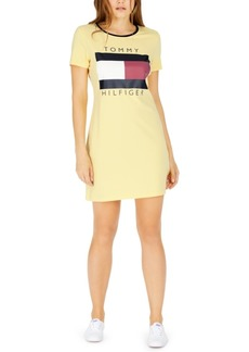 Tommy Hilfiger Crewneck Flag Dress