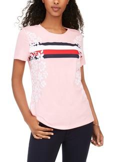 Tommy Hilfiger Crewneck Graphic T-Shirt