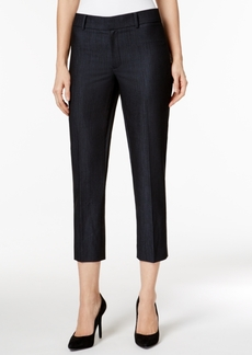 Tommy Hilfiger Cropped Denim Trousers