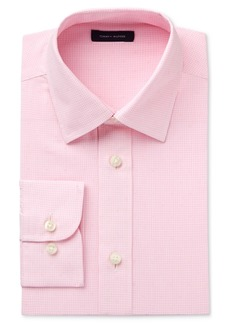 Tommy Hilfiger Cross Gingham Shirt, Little Boys