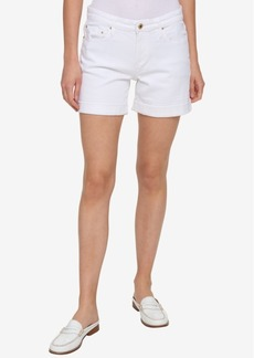 Tommy Hilfiger Cuffed Shorts, Created for Macy's