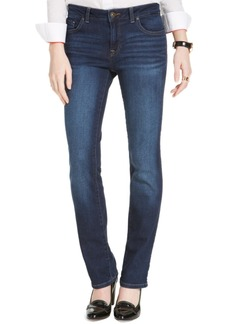 Tommy Hilfiger Dark Wash Straight-Leg Jeans, Only at Macy's