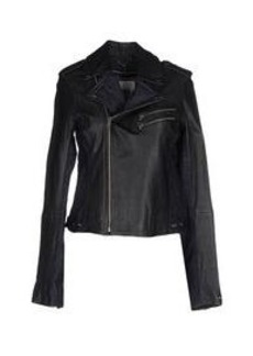 TOMMY HILFIGER DENIM - Biker jacket